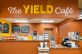Fruitful Yield Prototype Store - Yield Cafe Front View