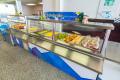 Lexington Middle School - Cafeteria Graphics