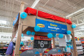Walmart - 3M Dorm Done Right - closeup approach right, shallow dof