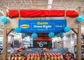 Walmart - 3M Dorm Done Right - closeup side view, shallow dof