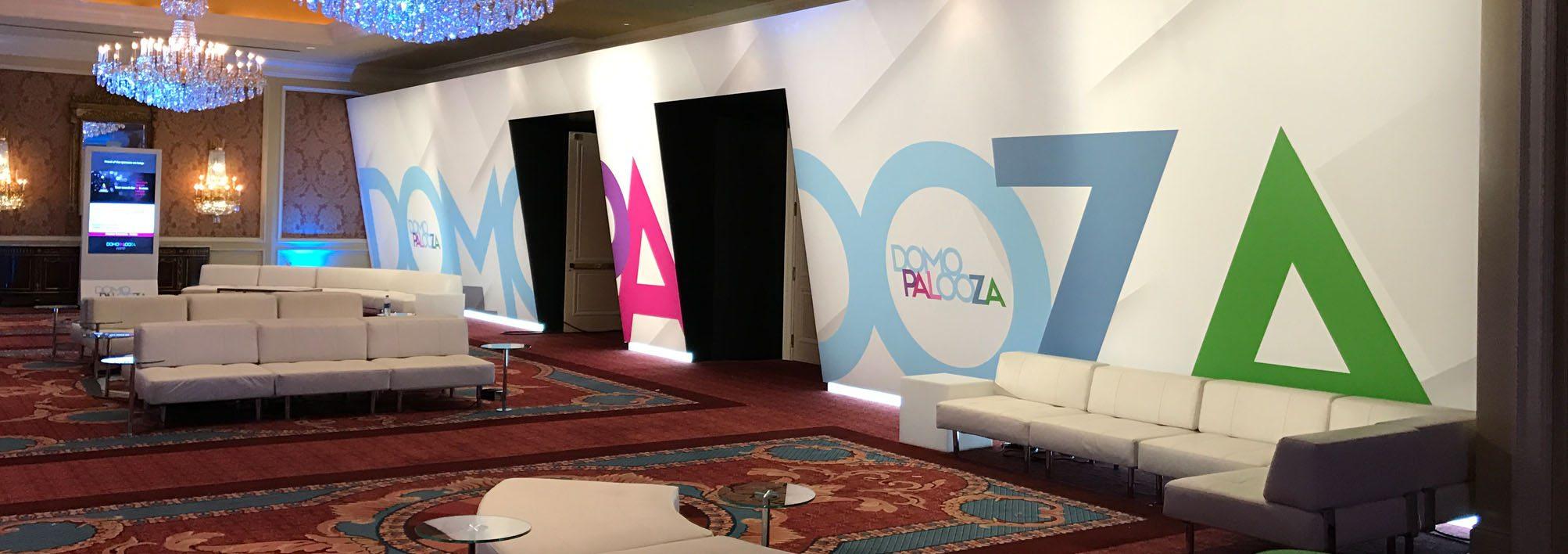 DOMO 2017 Event Branding