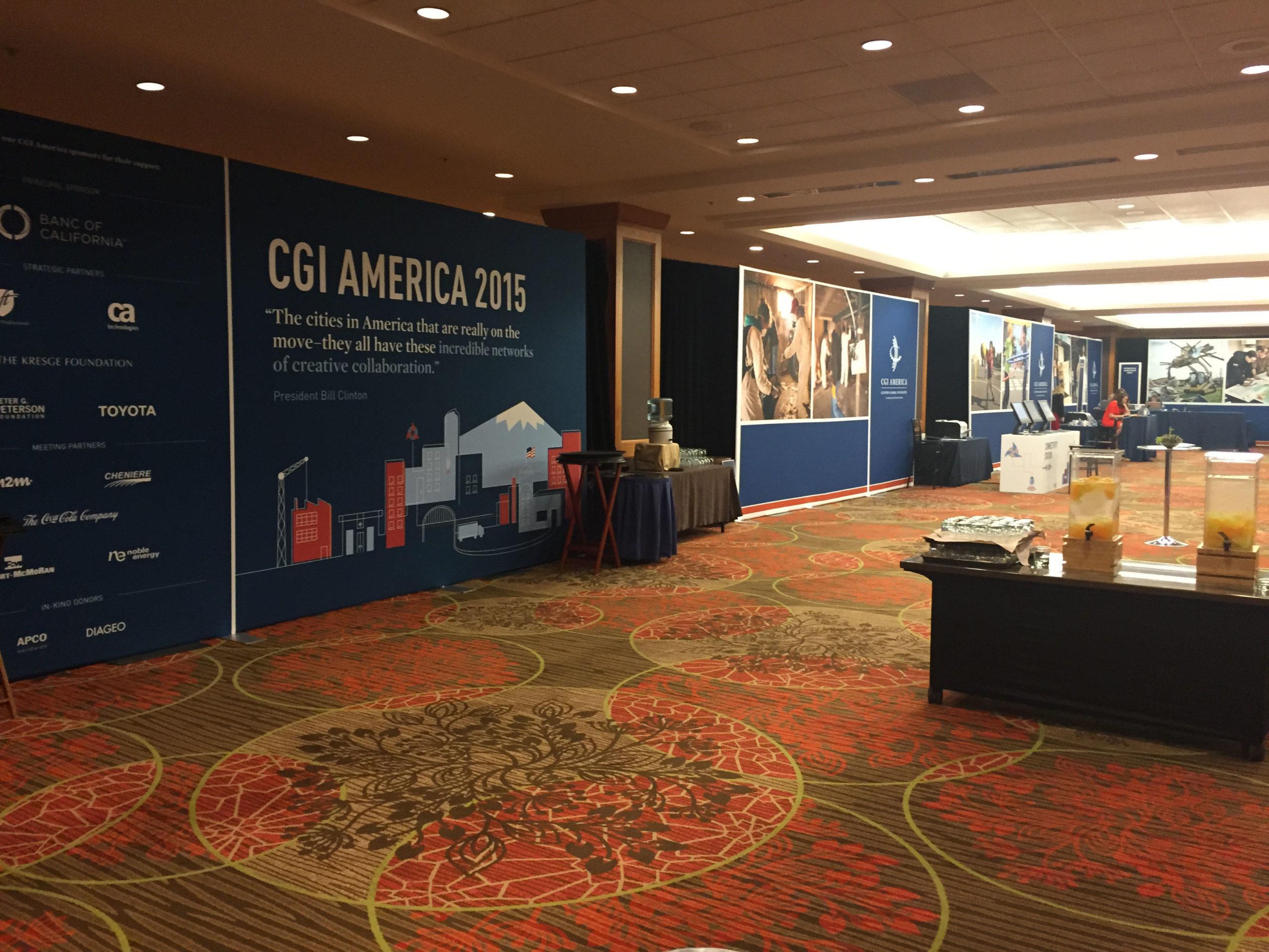 CGI America 2015