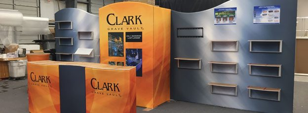 10×20 Booths with Klik Elements
