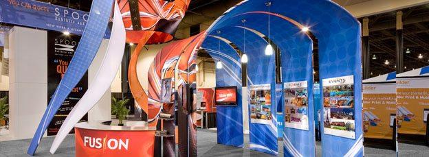 Fusion Trade Show Exhibits