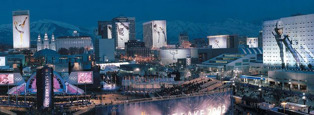 2002 Salt Lake City Olympic Games