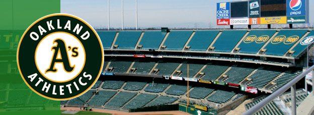 Oakland A's Stadium