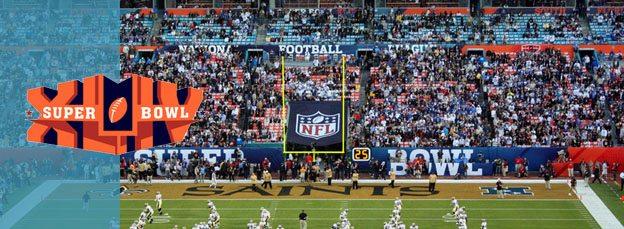 Super Bowl & Pro Bowl 2010